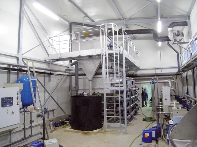 Industrijske tehnoloske otpadne vode
