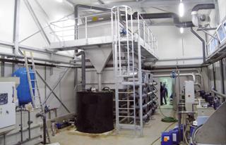 Uređaji za industrijske tehnološke otpadne vode